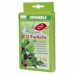 Dennerle E15 Feractiv 20 Tablets