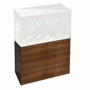 Aquael Wood Effect Glossy Cabinet 80cm