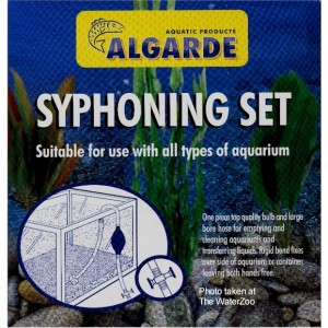 Algarde Syphon Set