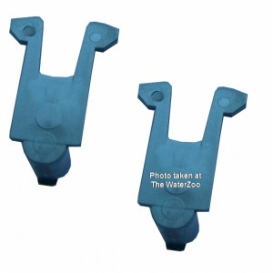 Ecco Handle Clips Pk2