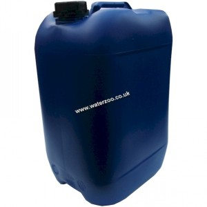 25 Litre Water Container Blue Non Returnable