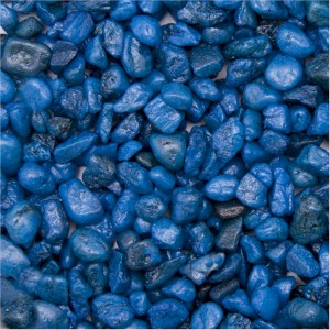 Coated Blue Aquarium Gravel 2.5kg
