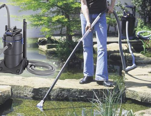 Pond Vac Hire