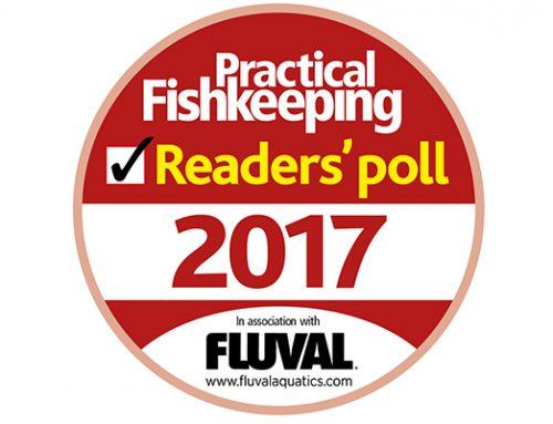 Practical Fishkeeping Readers' Poll 2017