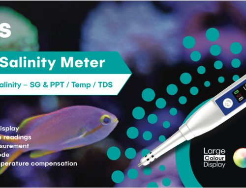 Xodis digital salinity tester